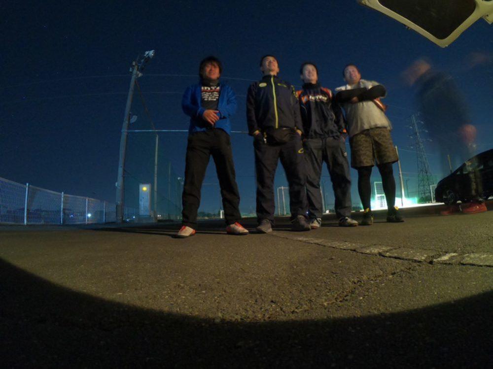 前橋でゴープロで写真