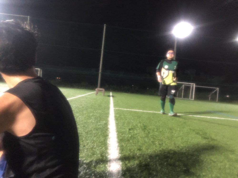 前橋市のサッカー