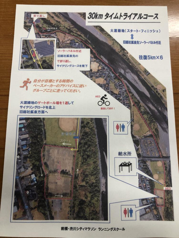 前橋渋川シティーマラソン
