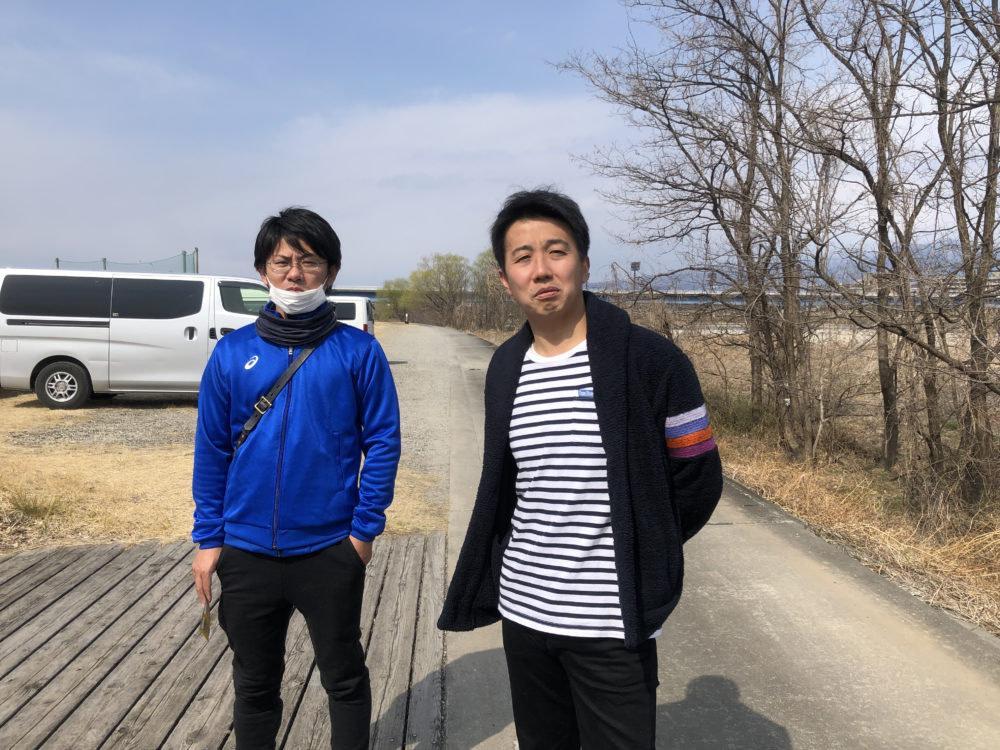 前橋渋川シティーマラソン参加者